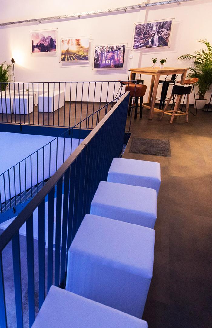 Freiraum Lounge