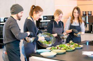 Gemeinsam Kochen - Kocherlebnisse