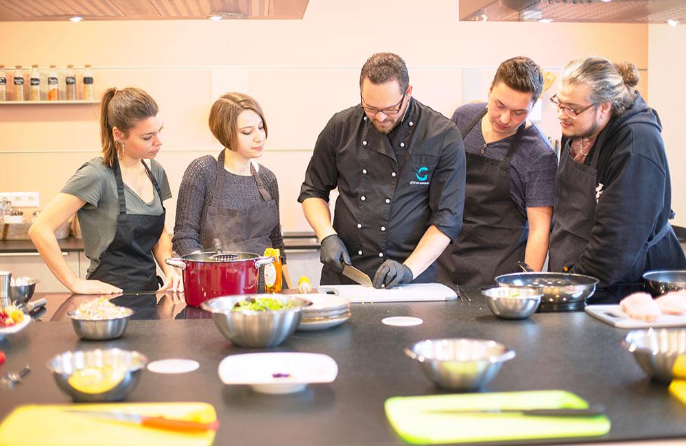 Gemeinsam Kochen - Kulinarik