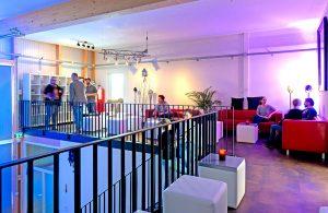 Stehempfang - Die Lounge