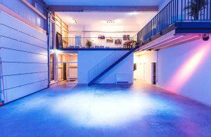 Viel Raum - Das Studio