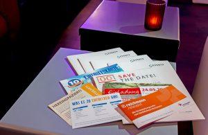 Werbung - Events By Gildner