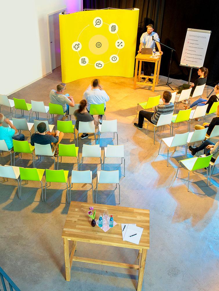 Seminare Tagungen