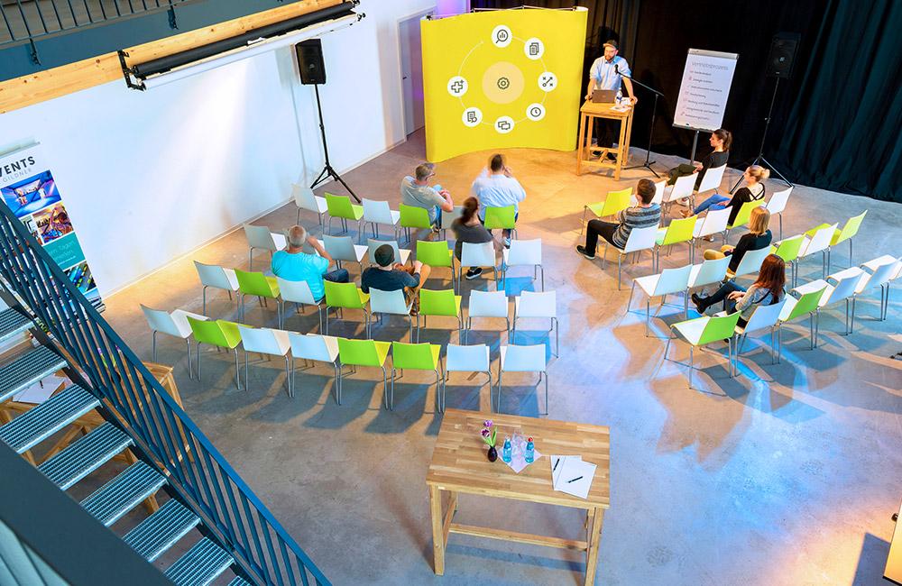 Studio - Seminare und Tagungen